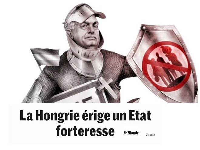 STOP au «bashing» anti-Hongrie ! 800 ans à en baver, mais les Hongrois sont  décidés à survivre !