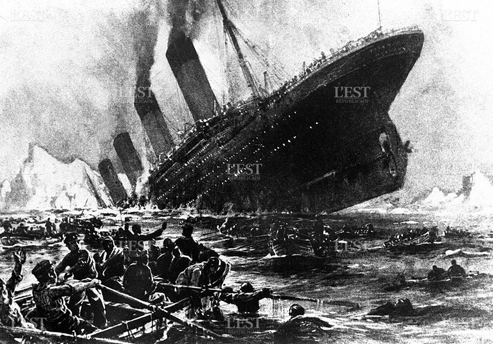 Pierre Cassen : discours d'Edouard Philippe : c'est l'orchestre du Titanic