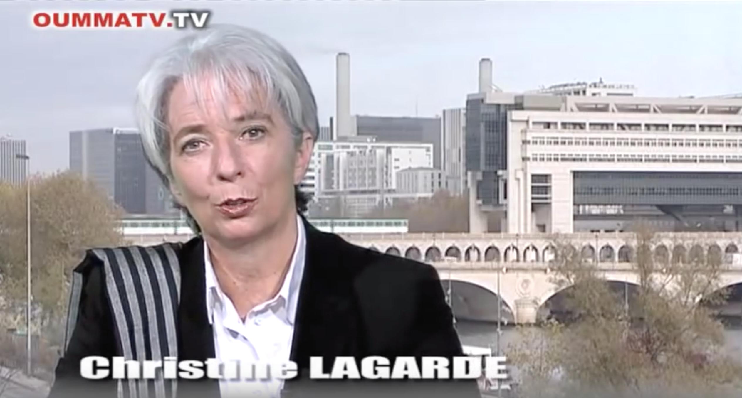 Bruxelles : ils se sont partagé le gâteau, et Lagarde, qui adore la finance islamique a un morceau de choix