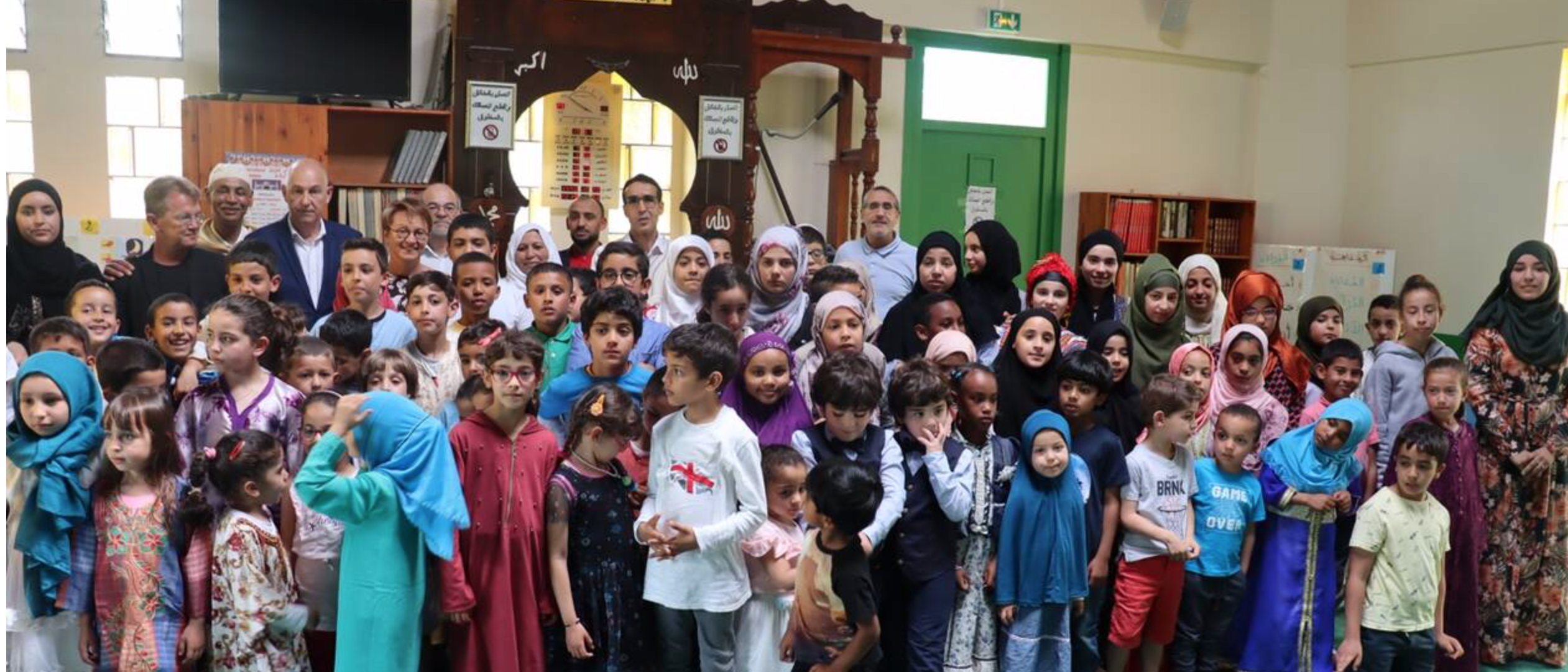 430 000 euros pour la rénovation de la mosquée de Rennes : la loi de 1905,  Appéré  s'en branle