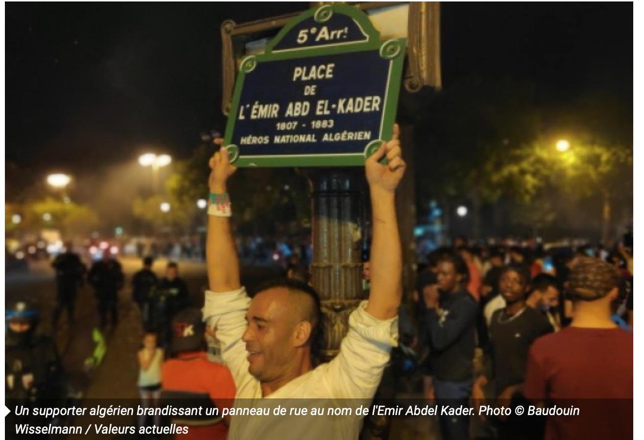 Pendant que les Algériens fichent la pagaille, le contribuable paie pour les sévices infligés aux harkis…