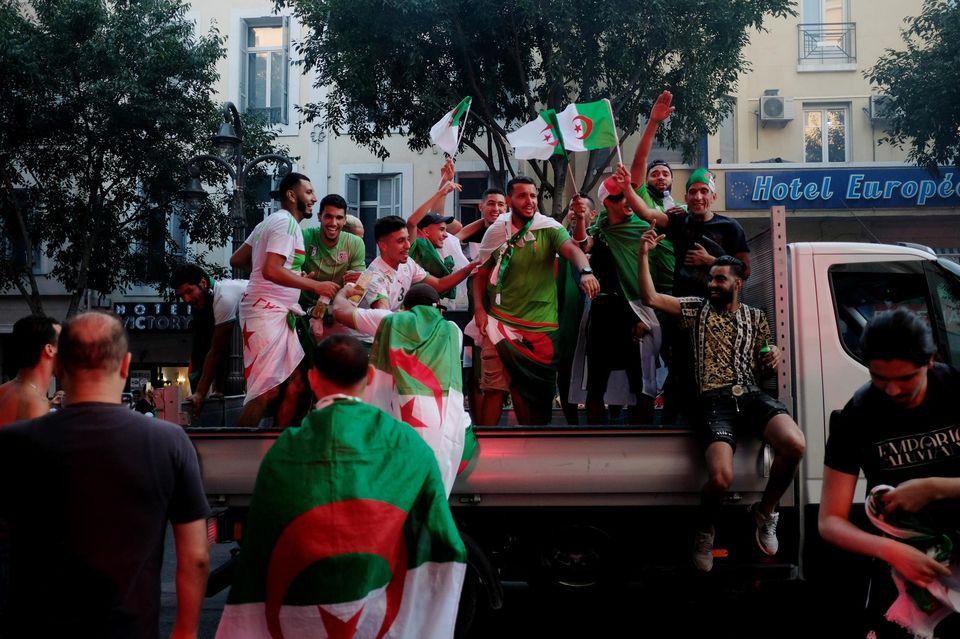L'invasion, c'est la conséquence de l'abandon de l'Algérie française