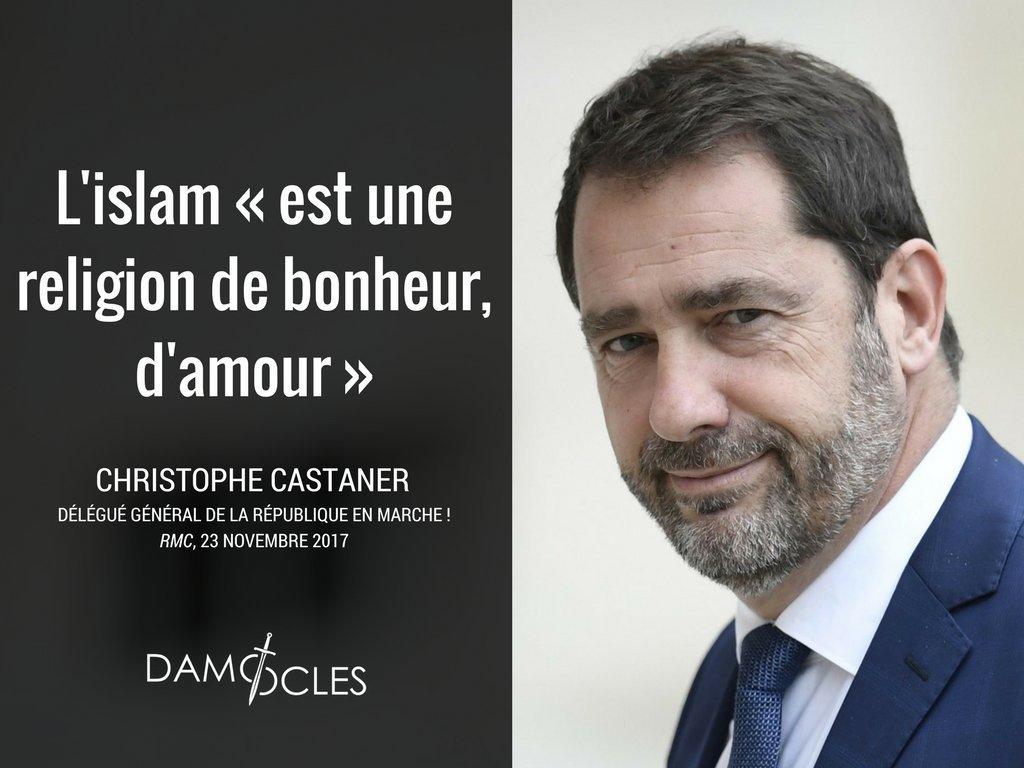 Pour Castaner, l'islamisme est le pire ennemi de l'islam (mais pas de la République…)