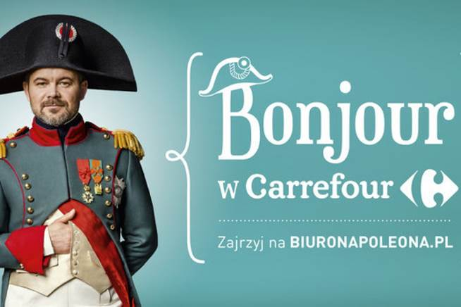Multiculturalisme polonais et français: bonbons Napoléon, y'a bon!