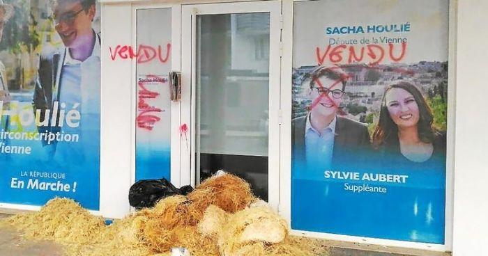 Manifestations anti-CETA : les députés LREM «ne laisseront pas se développer la haine»