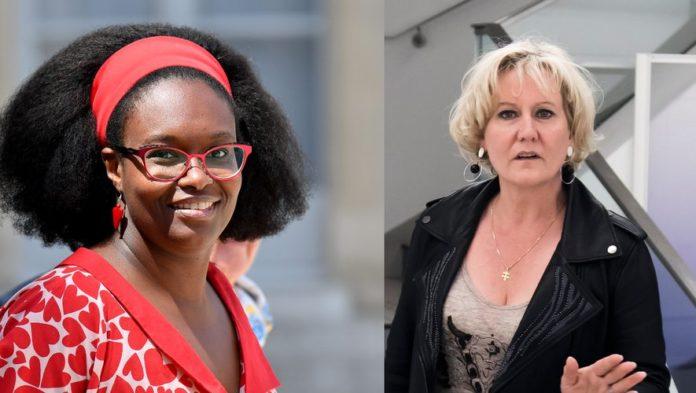 Nadine critique Sibeth…  elle est donc raciste ! Même Benalla se déchaîne, ah ! ah! ah!