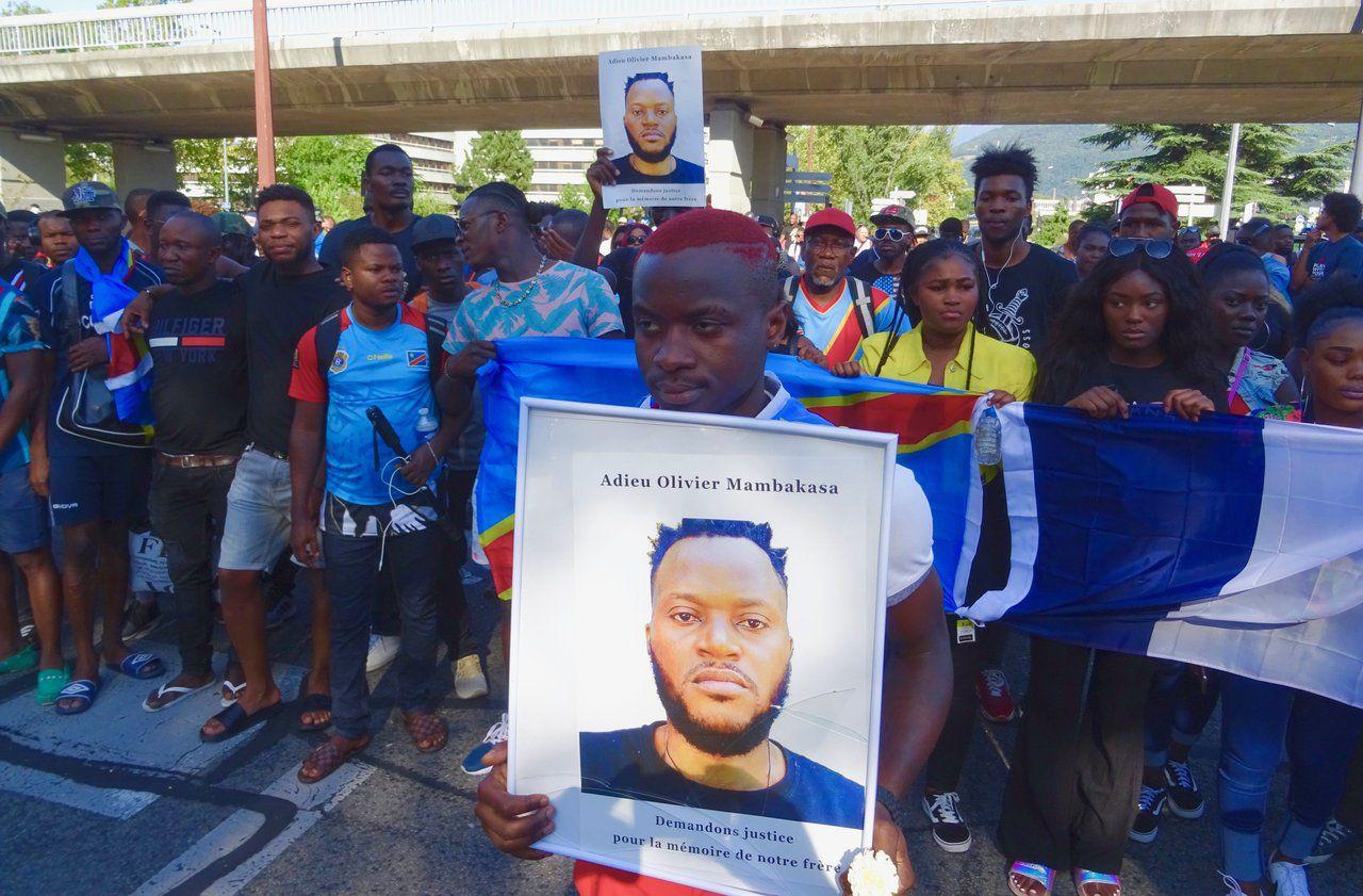 Mais qui sont les racistes d'une cité de Grenoble qui ont tué le Congolais Olivier Mambakasa ?