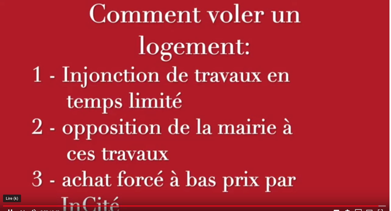 Pour voler vos logements,  la Mairie de Bordeaux vous oblige à des travaux… qu'elle interdit !