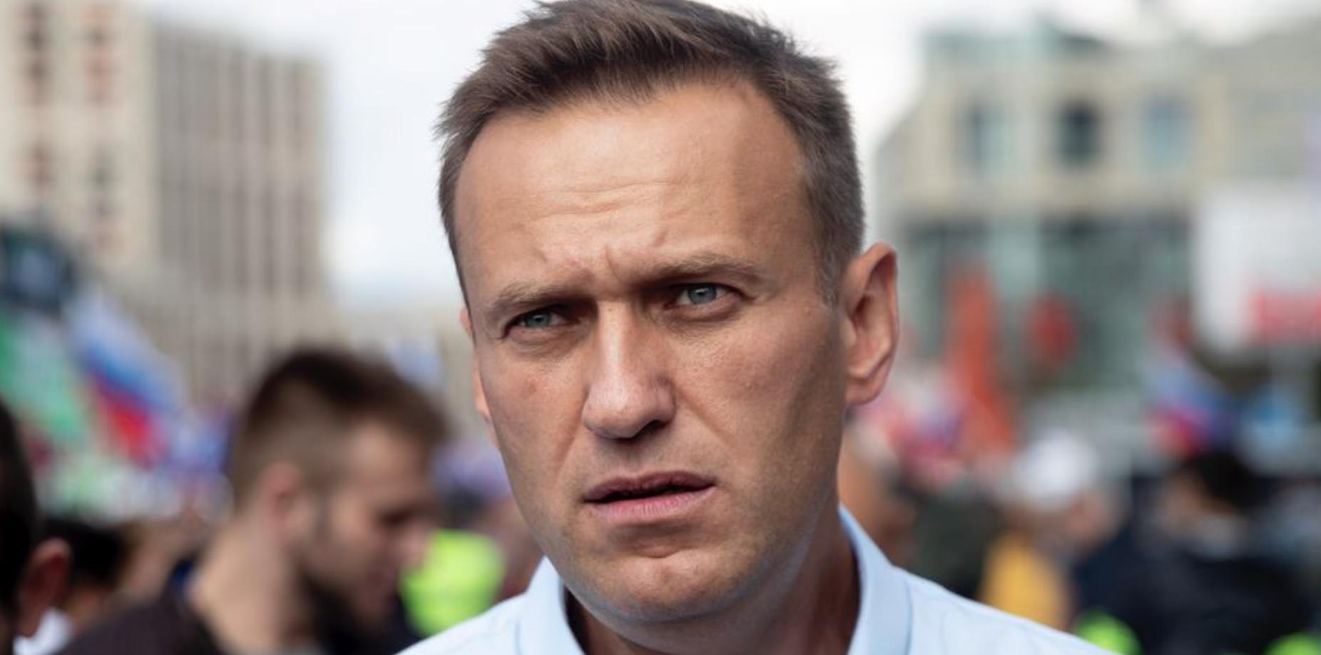 Dans leur hystérie anti-Poutine, les medias Occidentaux encensent le peu recommandable Navalny