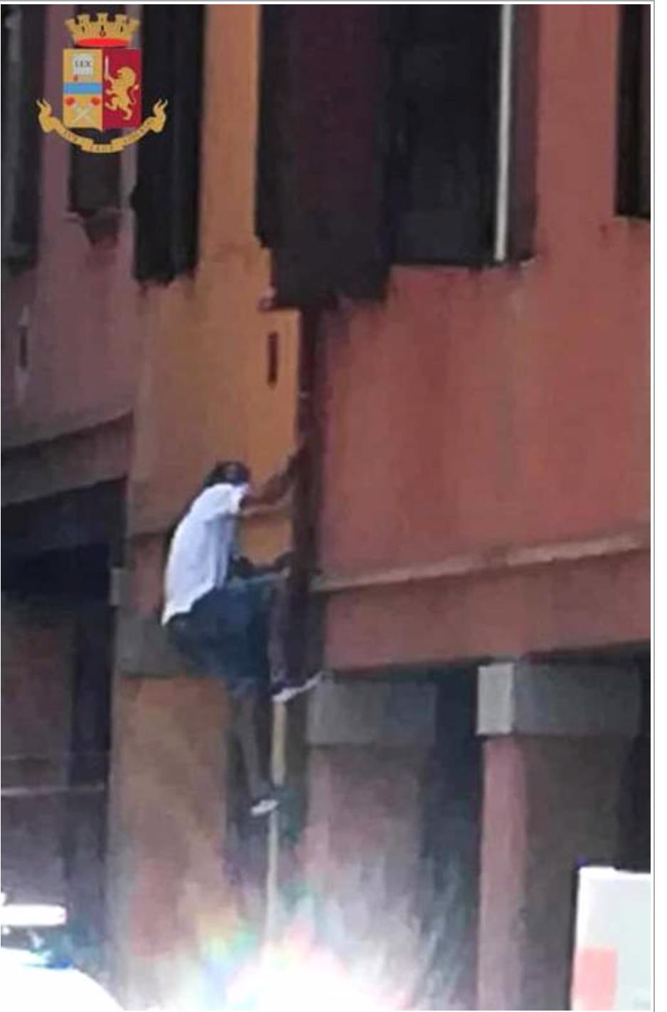 Bologne : le Tunisien escaladait la gouttière pour dévaliser les appartements à l'étage