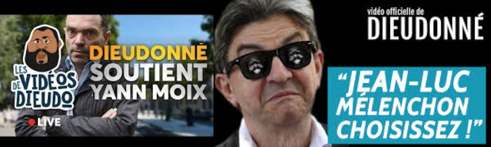 Pierre Cassen : antisémitisme, Dieudonné menace de balancer Moix ! (video)