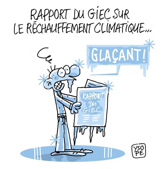 Marcel Leroux : le réchauffement climatique est un mythe ; dommage, on aurait intérêt à ce que la terre se réchauffe !
