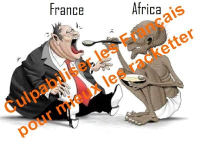 Détox : «La France pille les ressources de l'Afrique, c'est pour ça qu'ils sont pauvres et qu'on est riche»