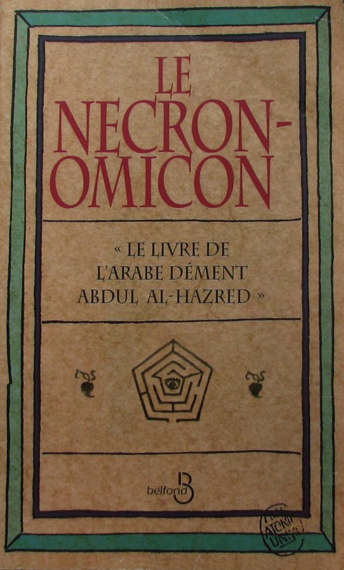 Je suis de plus en plus persuadé que l'écrivain d'horreur Lovecraft pensait au Coran  avec son Necronomicon
