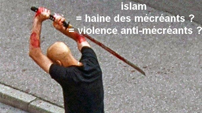 Pourquoi les déséquilibrés musulmans sont-ils si violents ?
