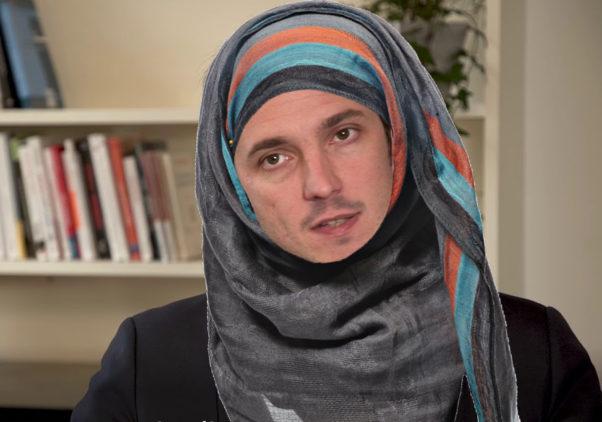 La dernière de Taché, l'islamocollabo de service de Macron : «le terrorisme islamophobe menace l'Occident»