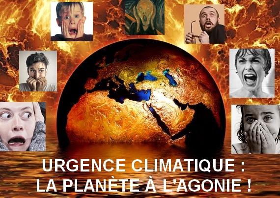 Réchauffement climatique : déconstruire la propagande officielle, c'est fastoche, on s'y met tous !