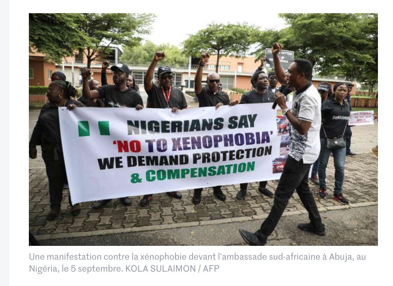Castaner, pas de dissolution de la Ligue de défense noire africaine qui appelle à tuer Blancs, chrétiens ?