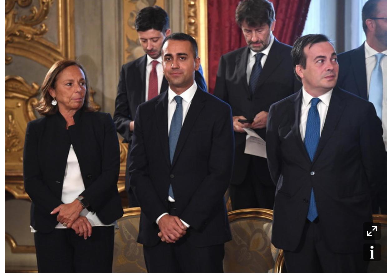 Avec Lamorgese l'Italie renoue avec l'invasion migratoire, mais les Italiens encensent Salvini…