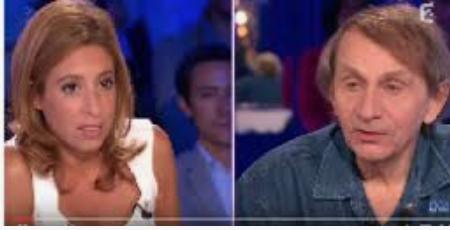 Quand le commissaire politique Lea Salamé voulait que Houellebecq se désavoue
