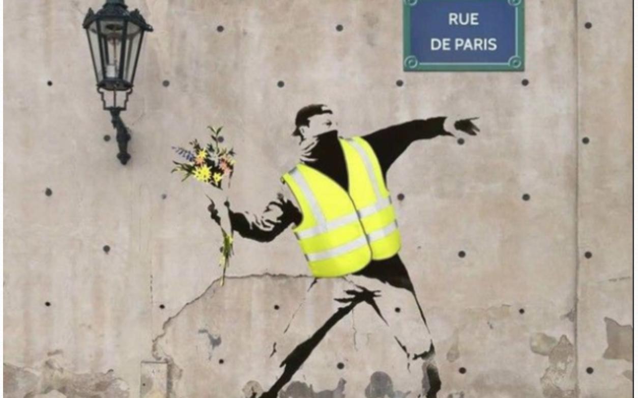 Gilets jaunes (sans GJ), acte 45 : Macron mort de peur… ils ne vont pas remettre ça !!! ???