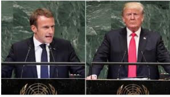 Vive Trump, l'anti-Macron : l'avenir n'appartient pas aux mondialistes, il appartient aux patriotes