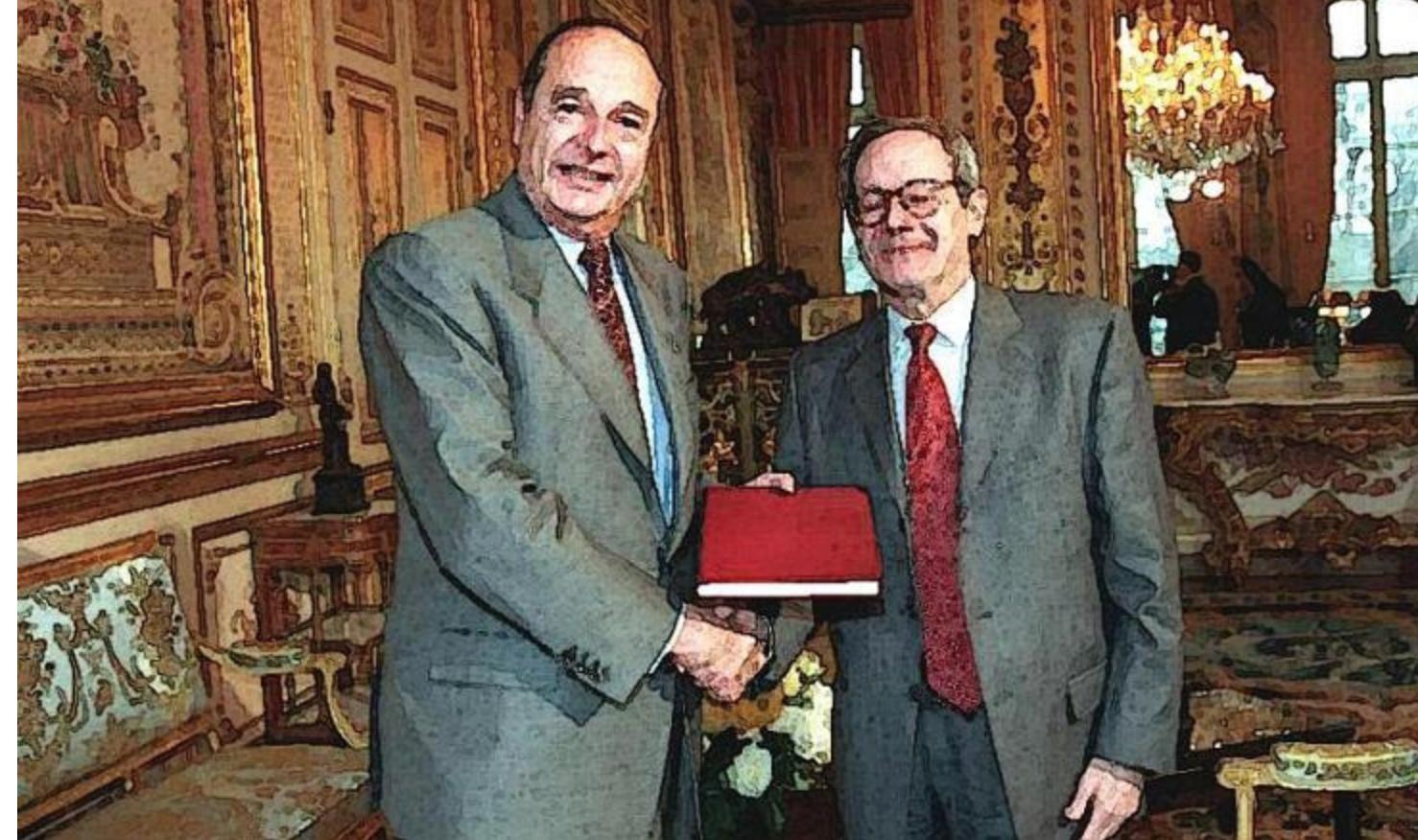 On doit la loi sur le voile au catastrophique Chirac, rendons-lui hommage pour cela !