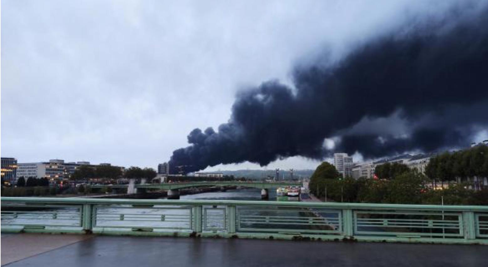 Rouen : accident ou attentat ? En tout cas les écolos-dingos vont surfer sur la vague…