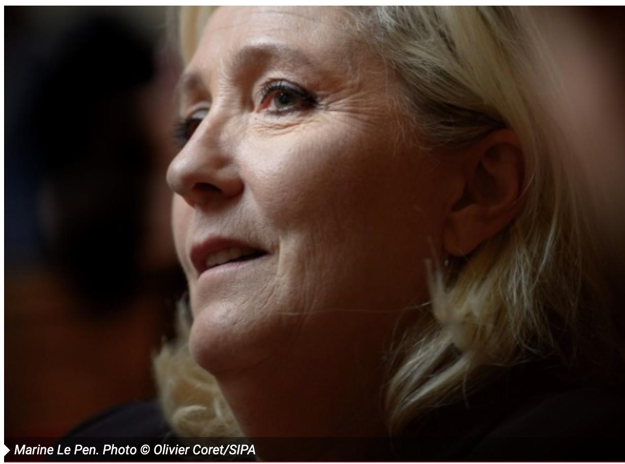 Obsèques de Chirac : ils ne veulent pas de Marine, évidemment, que doit-elle faire ?