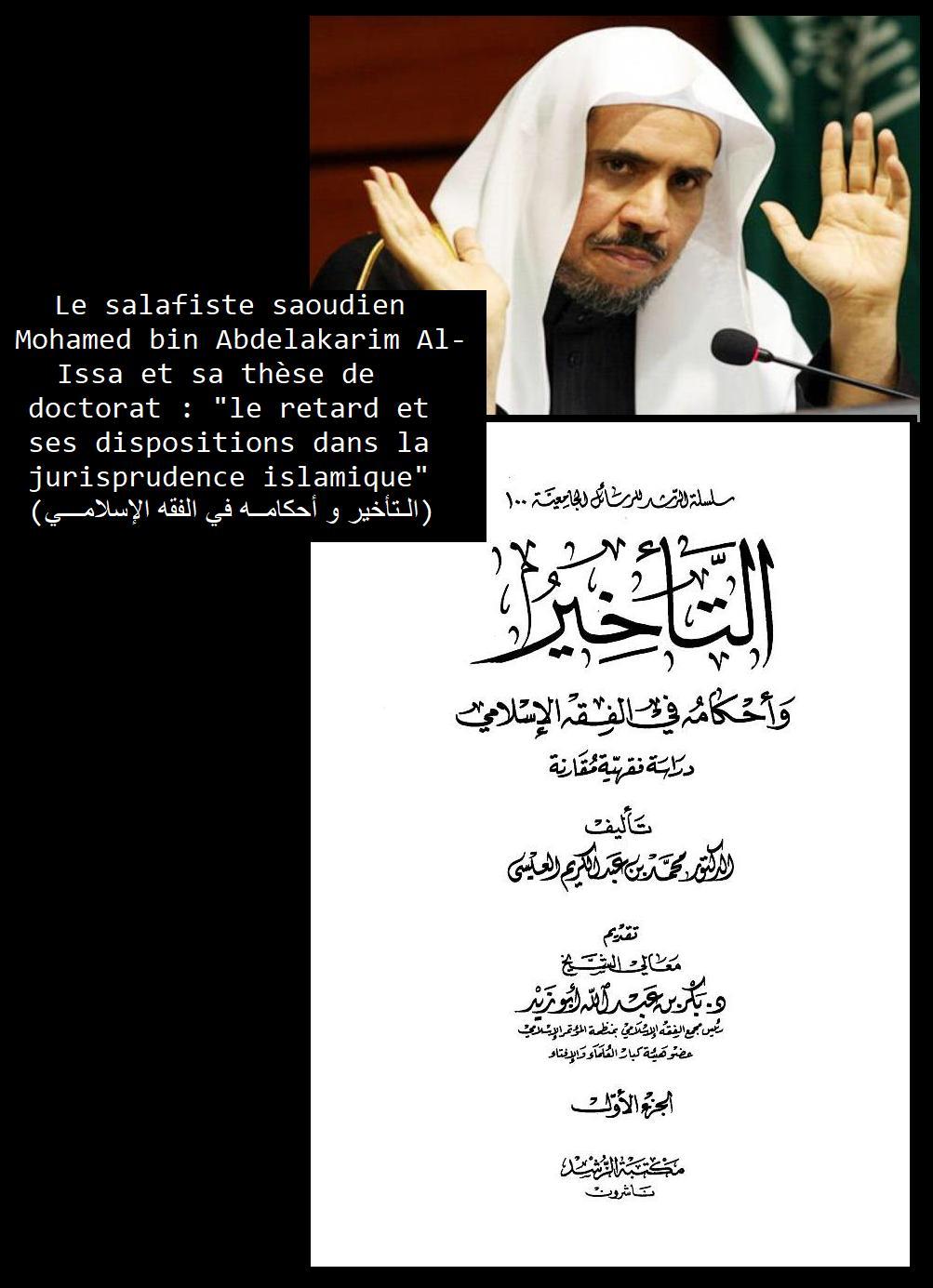 Le secrétaire de la Ligue Islamique Mondiale accueilli demain à Paris : «oui au djihad offensif !»