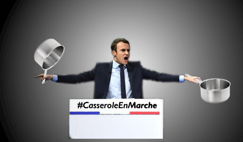 En laissant envahir la France, Macron est responsable d'un futur nettoyage ethnique comme en Afrique du Sud