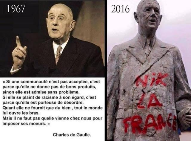 Quand nos chefs d'Etat disaient que l'immigration islamo-africaine équivaut à tuer la France…