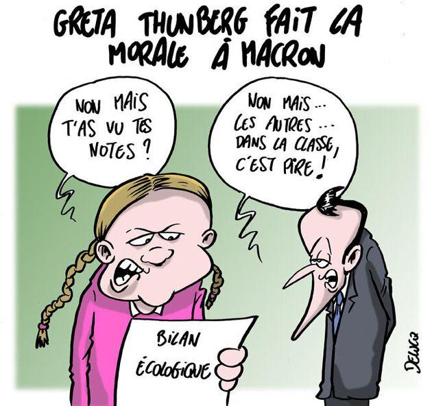 Pierre Cassen : coronavirus, Greta nettement meilleure que le Pr Raoult (video)