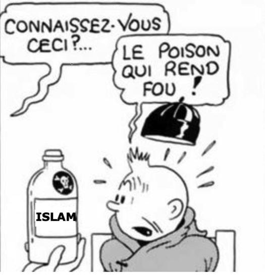 Molenbeek :  il insulte les 2 policiers musulmans qui le contrôlent : «traîtres à la communauté» !