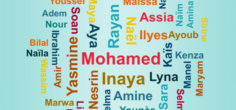 La gourde Schiappa ignorait donc qu'il existe bien des prénoms islamiques… réservés aux musulmans