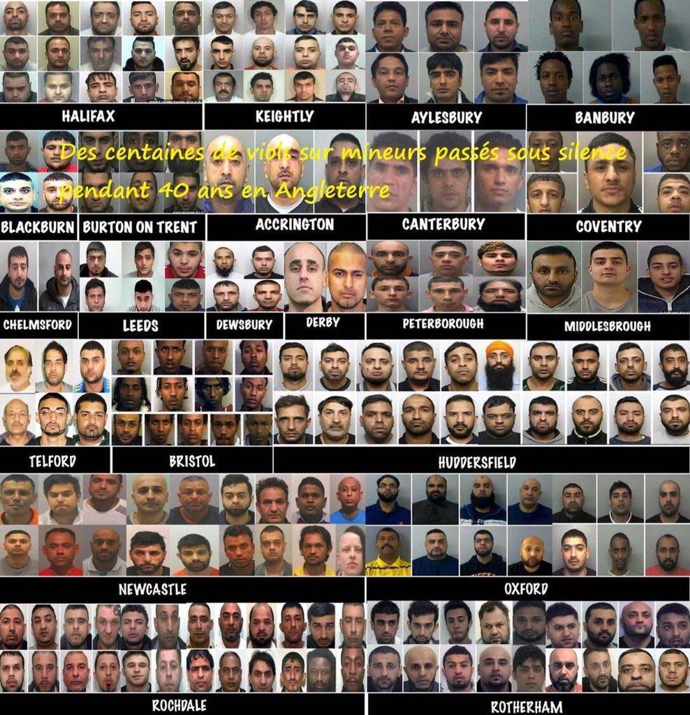Marine le Pen : 52% des viols commis à Paris le sont par des étrangers  ! Expulsion !