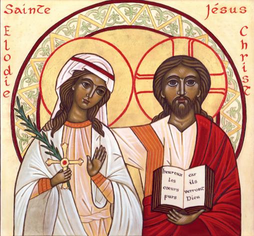 22 octobre : Sainte Elodie et sainte Nunilo de Cordoue, martyres de l'islam