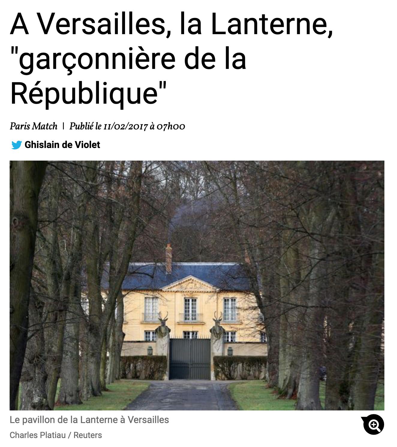 Macron confisque pour le garder à la Lanterne les policiers locaux : plus personne pour Police-Secours !
