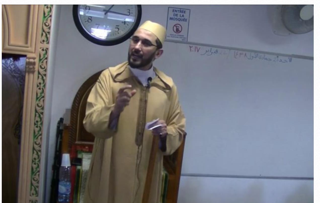 L'imam du tueur de la Préfecture : «lire le Coran en français c'est une bombe atomique»