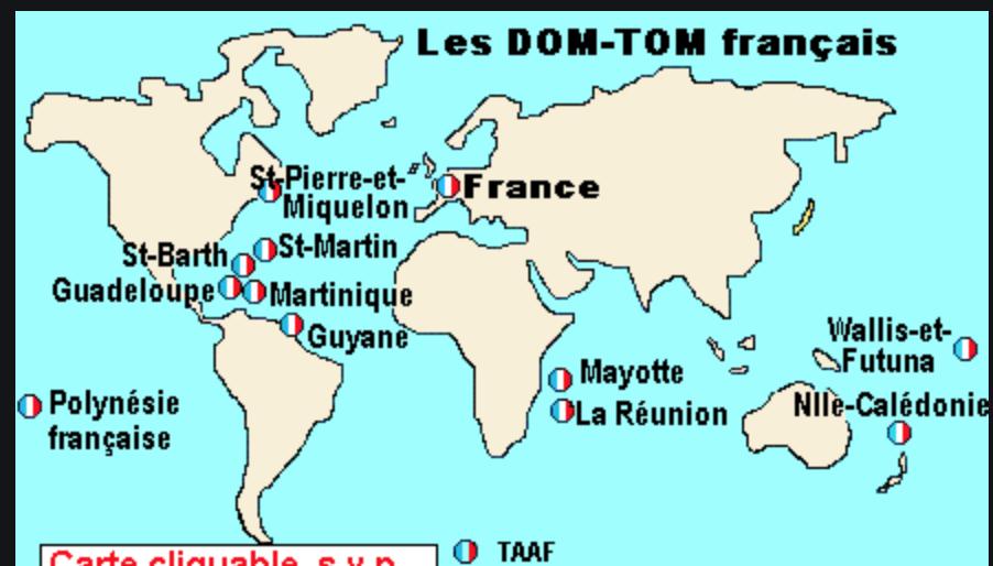 Les Dom-Tom s'islamisent vitesse Grand V… ces Français vont aller et venir en métropole