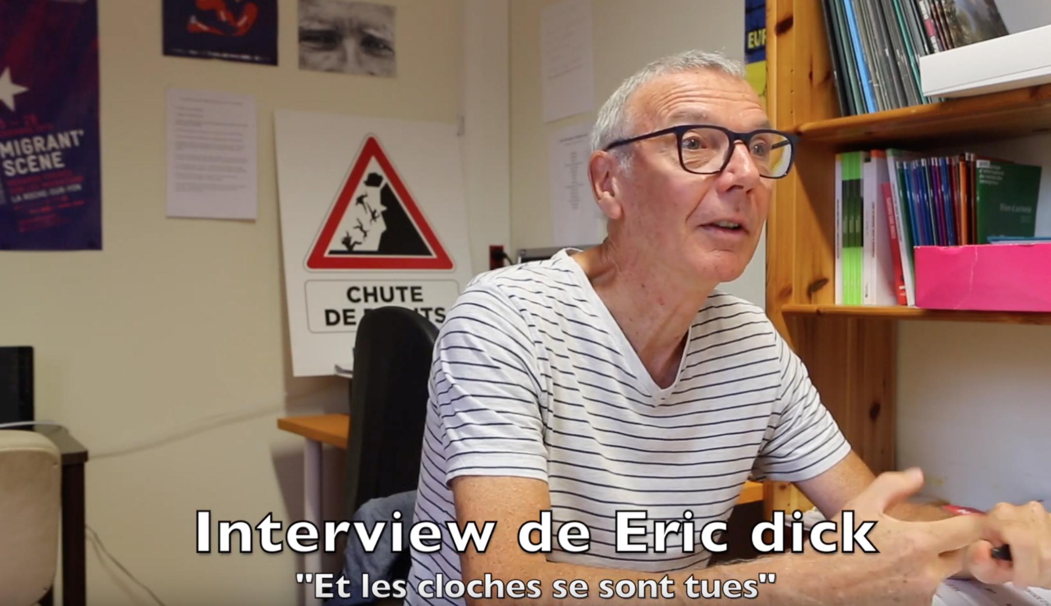 Pierre-Marie Selbert, de la Cimade Vendée, s'attend à ce que Erdogan lâche ses chiens sur l'Europe !