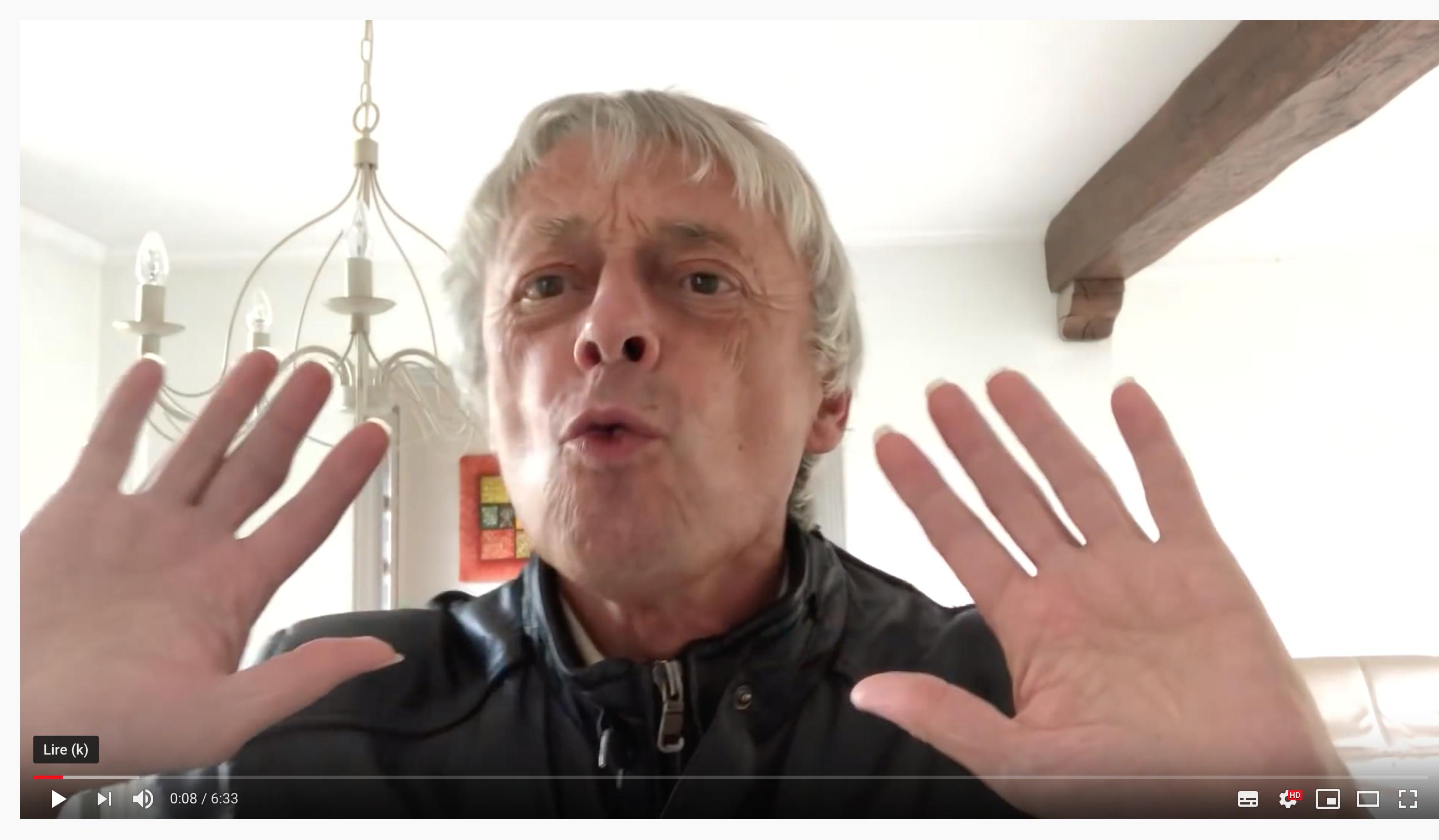 Pierre Cassen : non, je le jure, je ne suis pas Xavier Dupont de Ligonnès ! (video)
