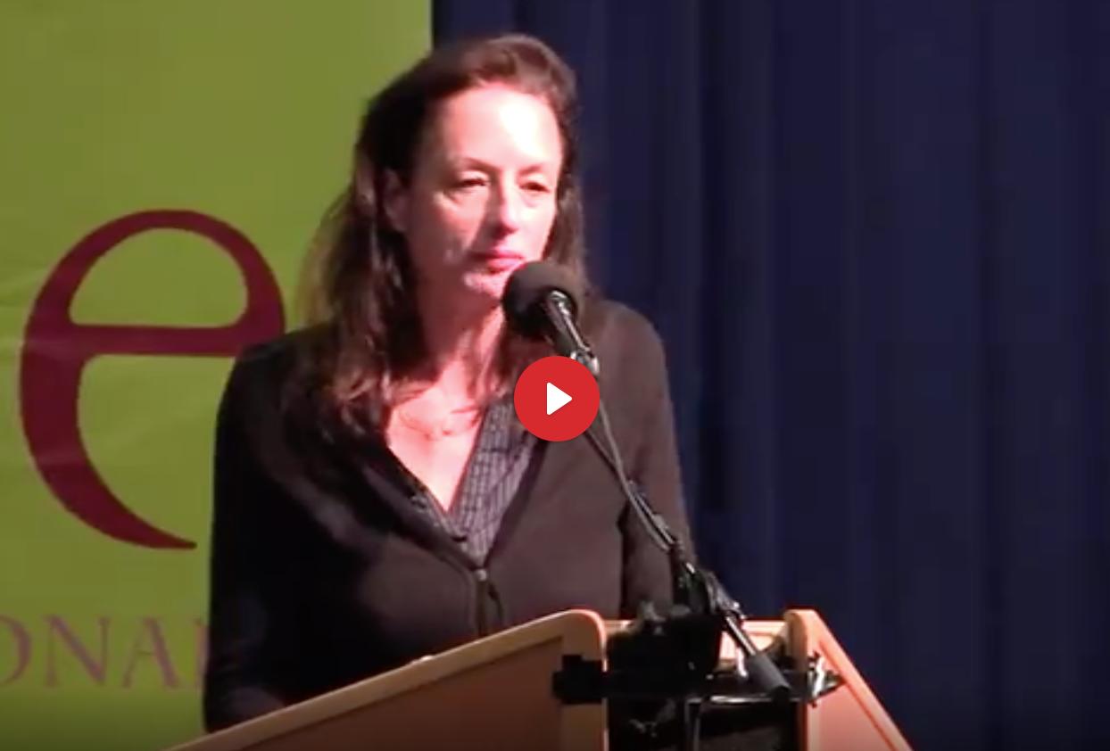A Rungis, Caroline-Christa Bernard a dénoncé la censure qui a suivi le Bataclan