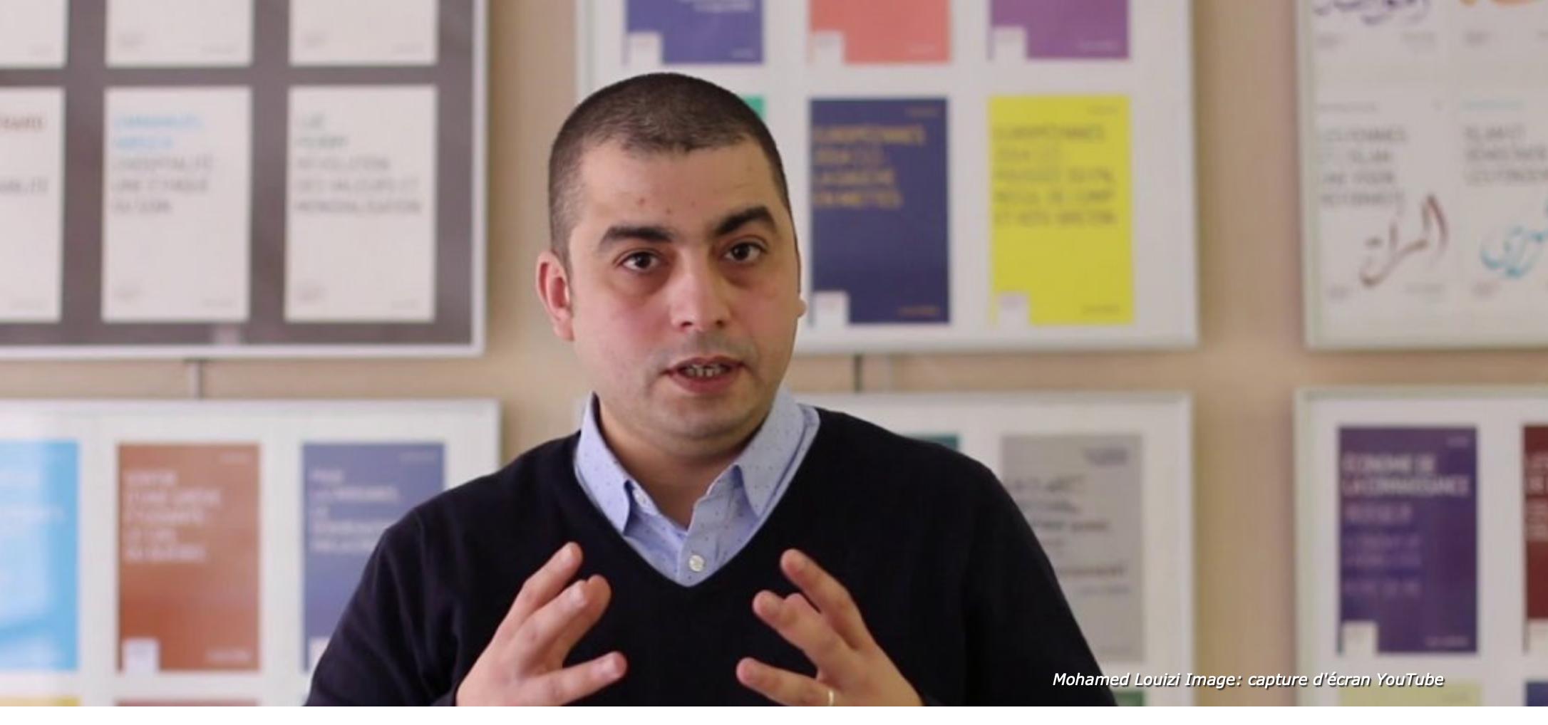 Accusé d'avoir révélé les accointances suspectes entre Macron et Frères musulmans, Louizi a gagné son procès