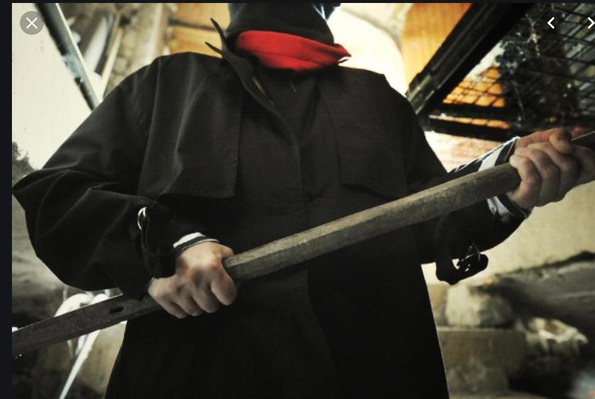 124 fois récidiviste, il frappe à coups de barres de fer qui ne veut pas payer un droit de passage d'un euro