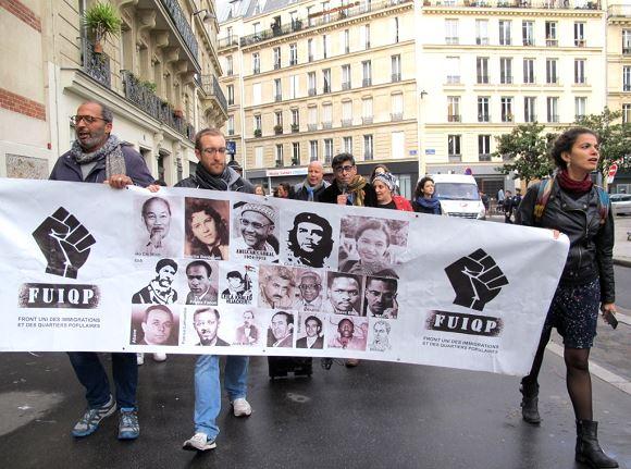 Des « décoloniaux » colonisent Paris-Nord et effacent notre Histoire