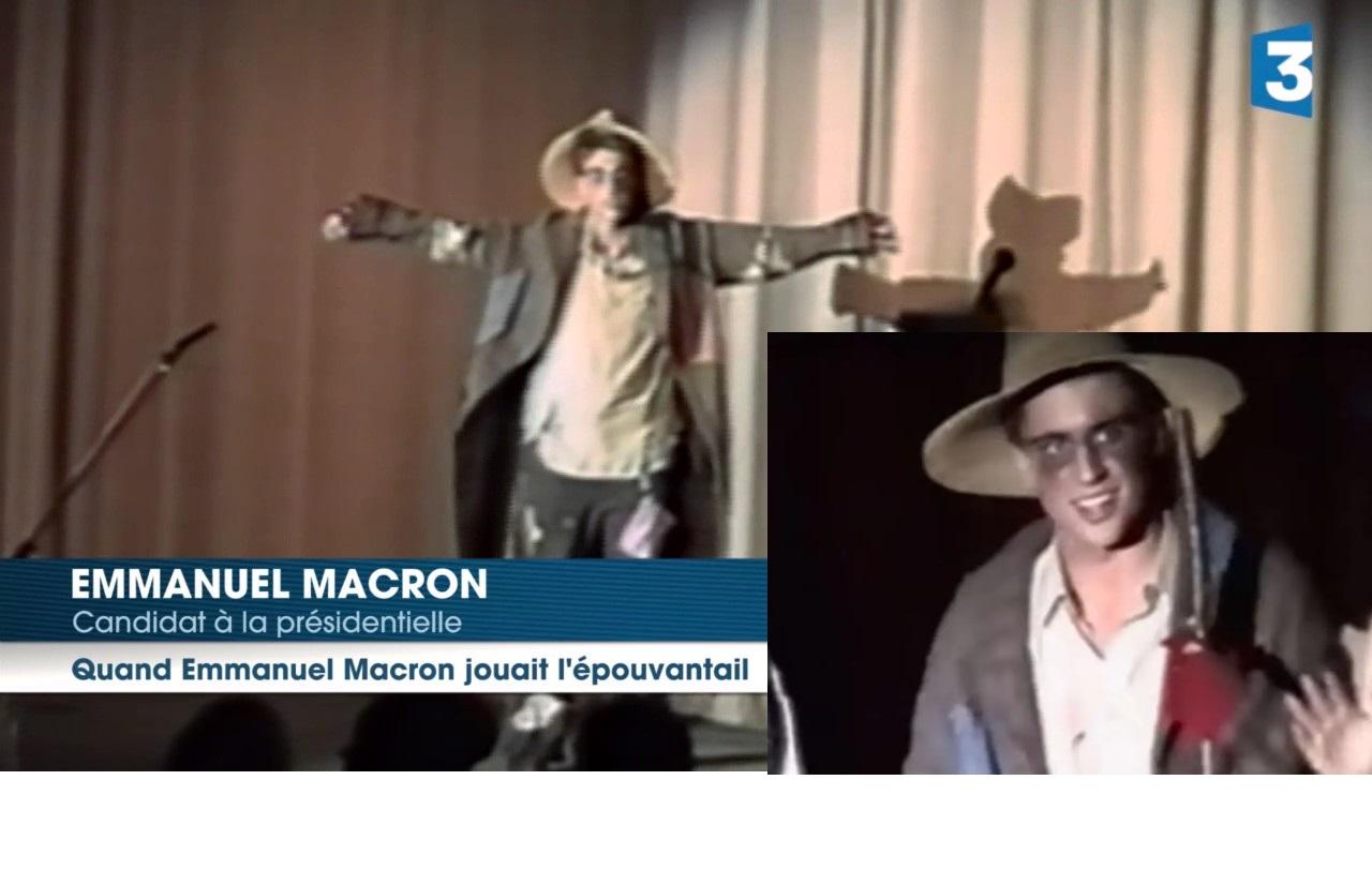 Macron et l'immigration : réservez vos places à la merveilleuse représentation du «Bal des faux-culs» !