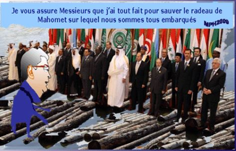 Mohamed Sifaoui ment aux musulmans en les flattant : du balai !