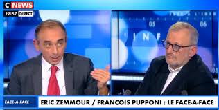 Ces militants de Gauche qui acceptent de débattre avec Zemmour …