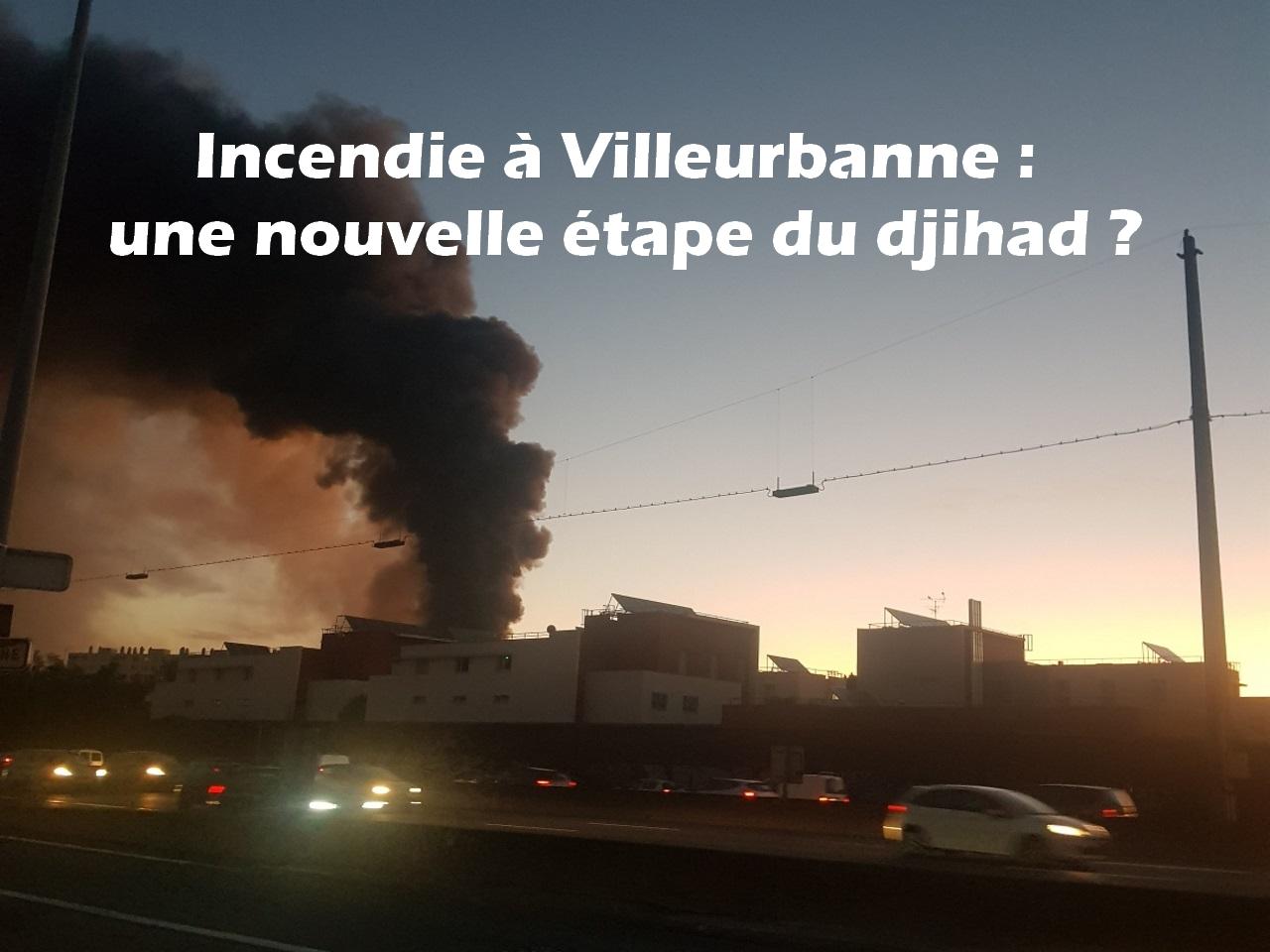 L'incendie de Villeurbanne fait-il partie d'une série d'attentats djihadistes ?